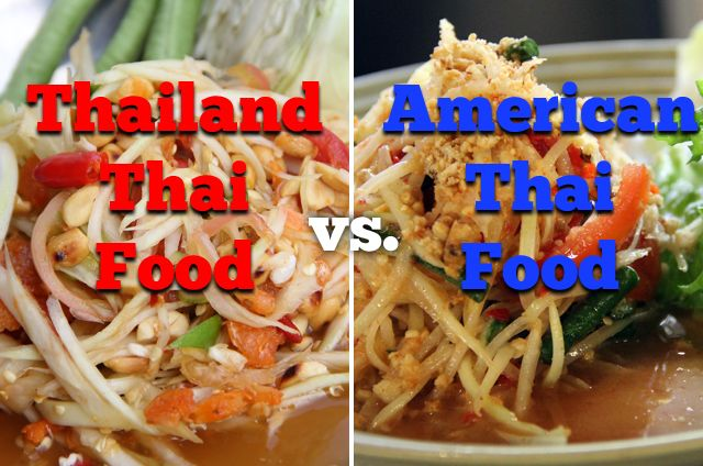 Difference Between A Chinese Cuisine And A Australian Cuisine Food