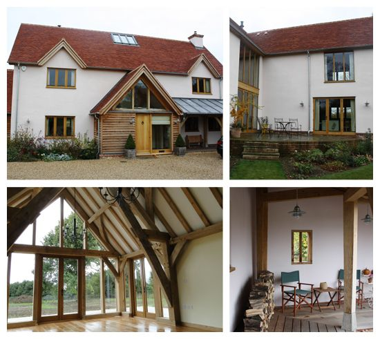 An Oak Frame Home Built For Under 200k: 194 Best Timber Frames Images On Pinterest