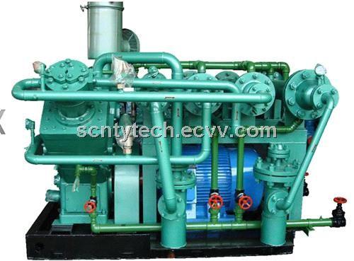 VW-40/2-3.5 V Type Natural Gas Compressor (VW-40/2-3.5 V Type Natural Gas Compressor) - China V Type Natural Gas Compressor, NTYT