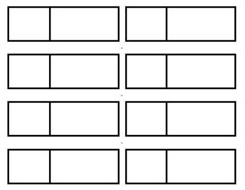 Free Printable Blank Raffle Tickets