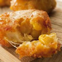 This easy sweet corn fritter recipe is a great way to enjoy summer's bounty of fresh corn. These corn fritters can be a snack, or a tasty side dish for barbecued meats.