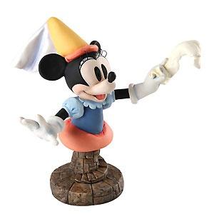 Minnie Mouse - Princess Minnie - Bust - Walt Disney Mini Busts - World-Wide-Art.com - $60.00