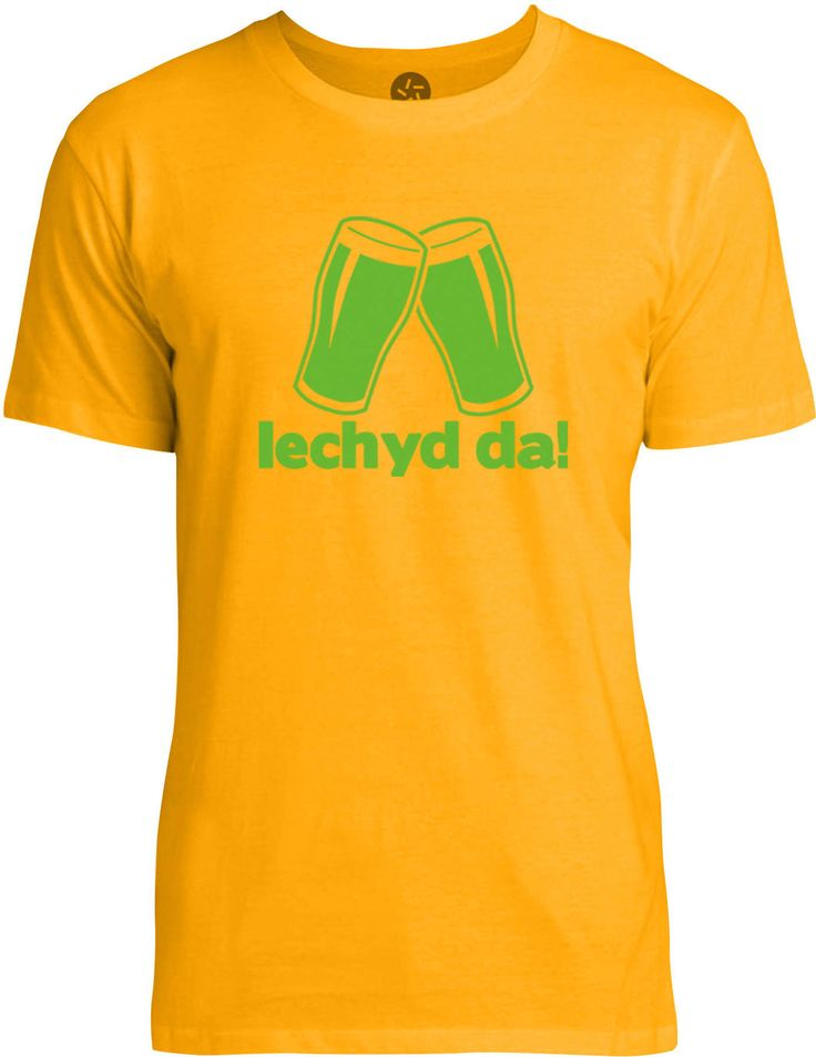 Cheers in Welsh (Green) Mens Fine Jersey T-Shirt