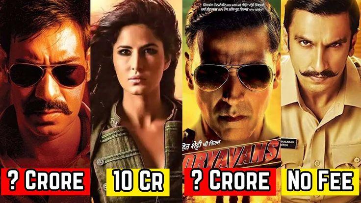 Sooryavanshi Cast Salary And Budget | Akshay Kumar ...