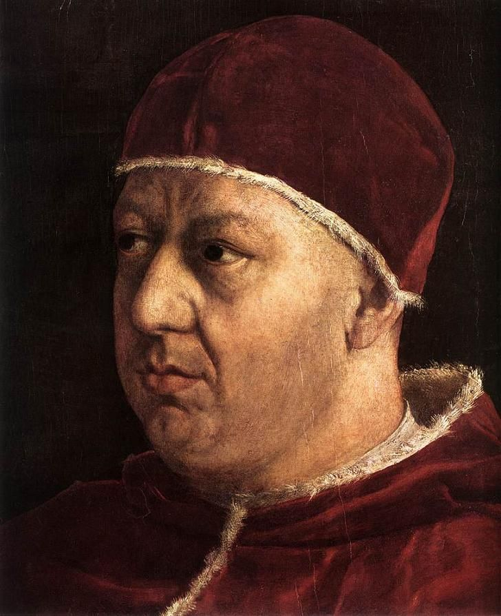 Medici Godfathers of the Renaissance - Pope Leo X