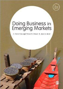Doing Business in Emerging Markets by S Tamer Cavusgil. $52.76. Author: S Tamer Cavusgil. Publication: November 29, 2012. Edition - Second Edition. Publisher: SAGE Publications Ltd; Second Edition edition (November 29, 2012)