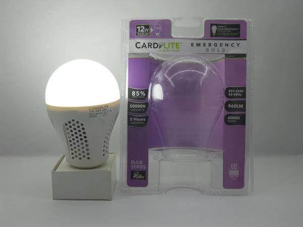 Lampu LED Emergency Cardilite Murah adalah lampu LED canggih yang memberikan kenyamanan rumah Anda tanpa harus merasakan terjadinya pemadaman listrik