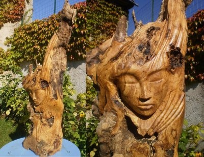 17 best images about sculpture sur bois on pinterest - Video de sculpture sur bois ...