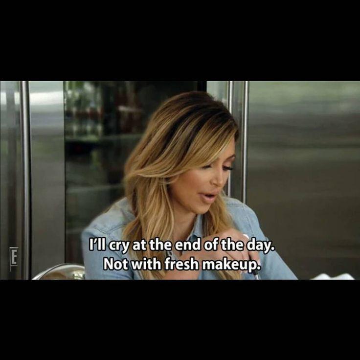 Kim obviously knows what's up. Nobody's worth my tears when my makeup is on fleek, especially when my #esqido lashes are on. View our collection at www.esqido.com/shop ____________________________________ #esqidolashes #mua #glam #lashaddict #bestlashes #sundayfunday #makeupfunnies #makeup #beauty #makeupmeme #meme #kardashian #kimkardashian #kimk #kimnofilter #minklashes #falselashes