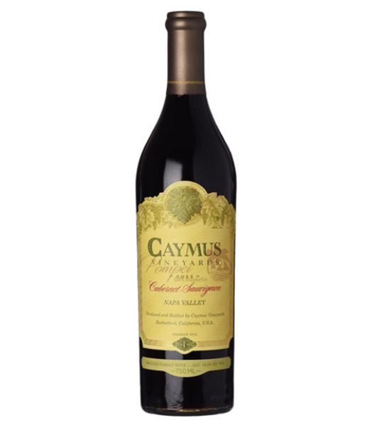 Caymus Cabernet Selection Wine