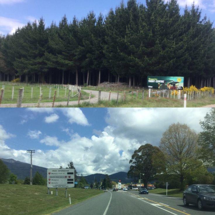 Tongariro, New Zealand
