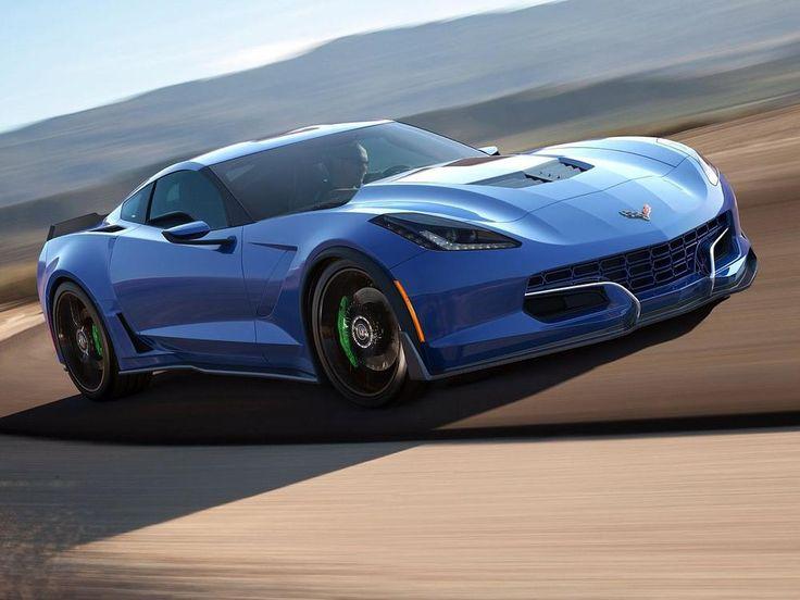 Genovation GXE: Neue Elektro-Corvette fährt 330 km/h schnell