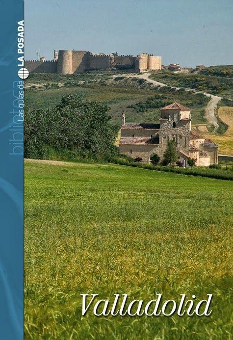 Diseño de portada y maquetación de Las guías La Posada, una serie de nueve guías turísticas de las provincias de Castilla y León para el periódico El Mundo. Valladolid.