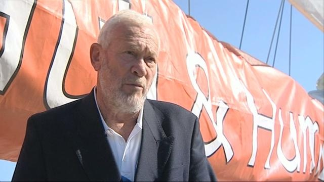 As the Clipper 2009-2010 Round The World Yacht Race left Hull, Classlane interviewed Sir Robin Knox-Johnston, the first man to perform a single-handed non-stop circumnavigation of the globe, in the build up to the event.