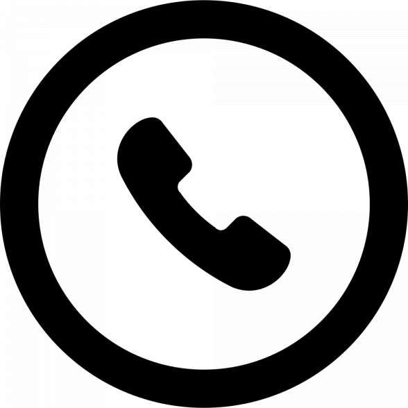 15 Contact Information Black Icons Png Ikonki