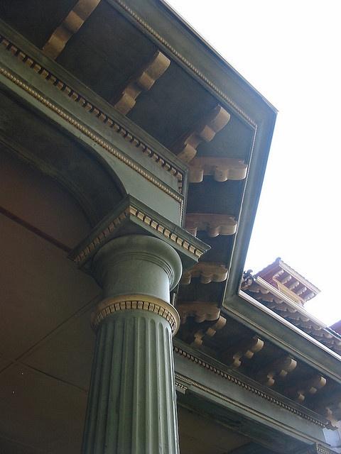 porch details by lauriebreaker, via Flickr #westphilly