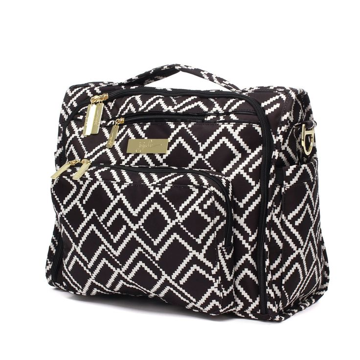 JuJuBe Legacy BFF Convertible Diaper Bag - The Empress