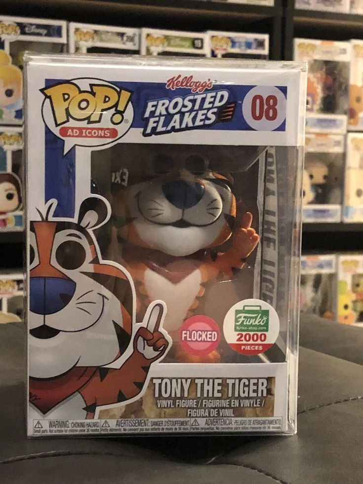 eBay Sponsored Funko Pop! Ad Icons Kellogg's Frosted