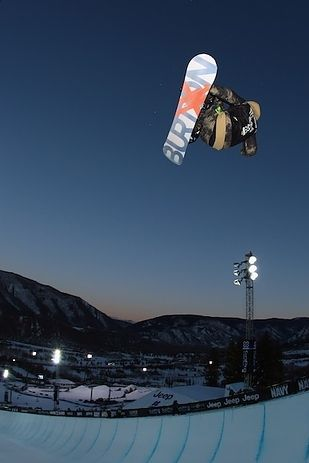 Danny Davis, 25, Snowboarding   18 American Hotties Who Are Heating Up Sochi