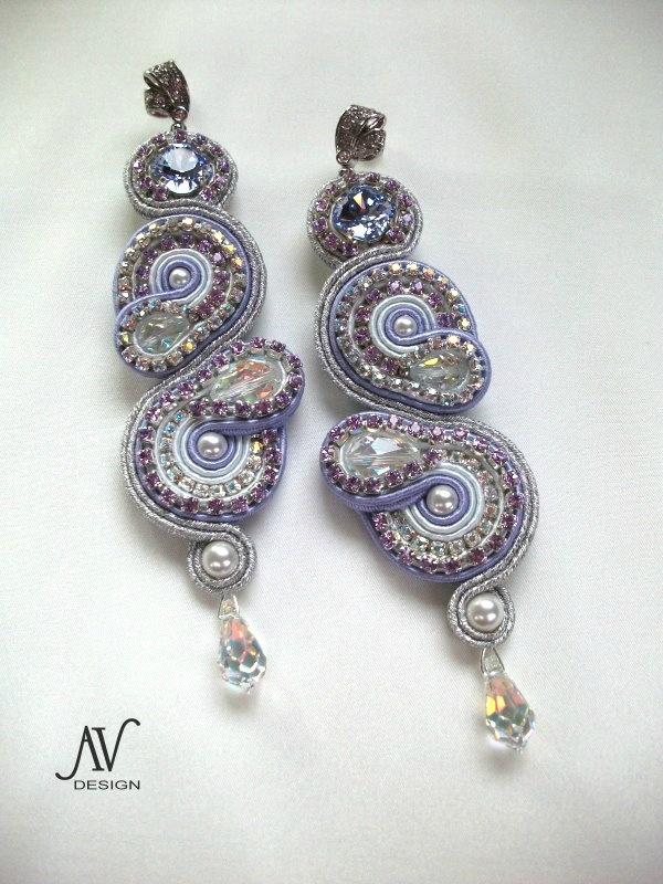 AB earrings2 - A. V.