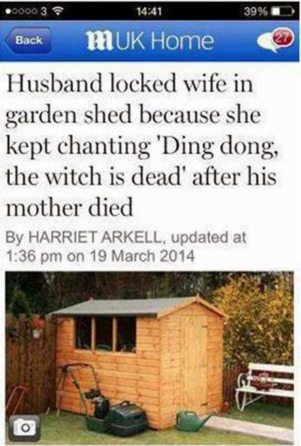 78 images about funny relationships on pinterest jokes for Garden shed jokes