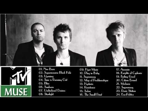 Best Songs Of Muse [Full Songs HD] || Muse 's Greatest Hits