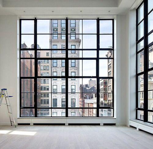 Windows that make you wanna say 'hello, world.'