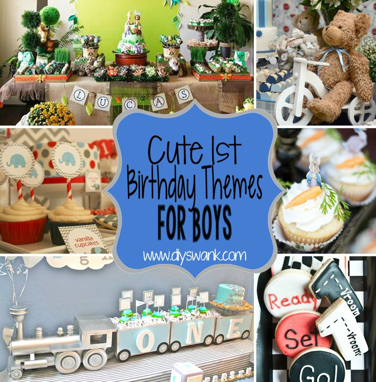 Best 25+ First Birthday Party Themes Ideas On Pinterest