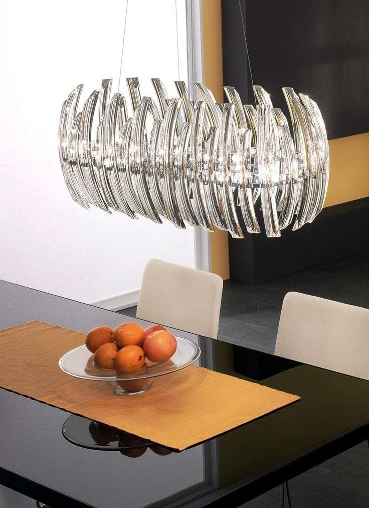 Drifter Glass Pendant Dining Room LightingDining