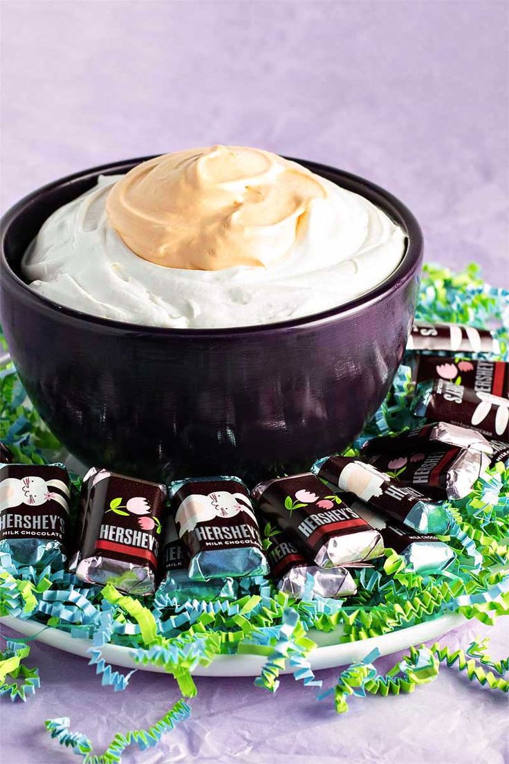 Birds singing, fresh air, warm weather -- feh.  Spring is all about Cadbury Creme Eggs.  Here's how to make them yourself, in delicious dip form.