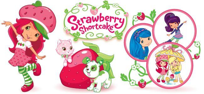 strawberry shortcake images clipart   Strawberry Shortcake   Join Strawberry and Friends in Berry Bitty City ...
