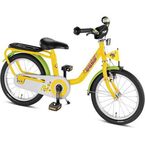 PUKY Z 6 Bike - Yellow