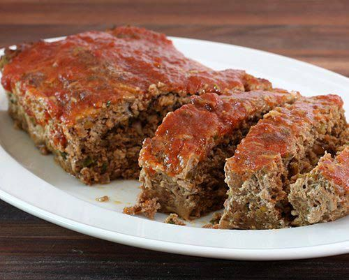 Southern Meatloaf Recipe | Photo of Tex-Mex Meatloaf © Diana Rattray