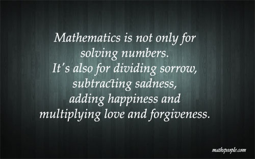 Quotes Math Learning: 21 Best Images About Math Quotes On Pinterest