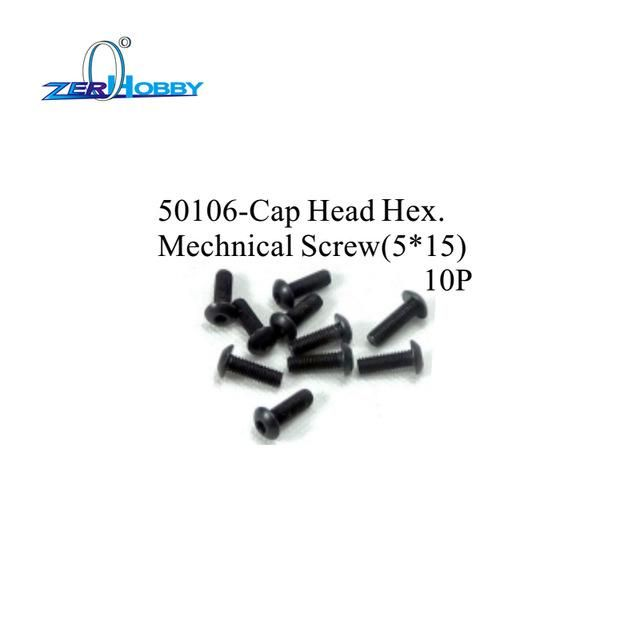 RC CAR SPARE PARTS ACCESSORIES HEX HEAD GRUB SCREW 8PCS PACK 6*6 FOR HSP 1/5 SCALE BRUSHLESS RC BUGGY CAR 94059 (PART NO. 50107)