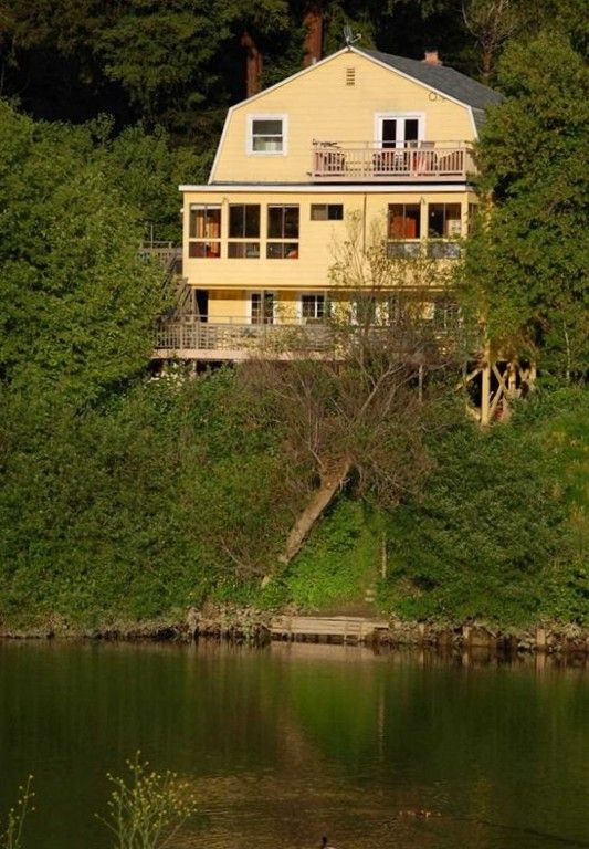 monte rio vacation rental vrbo 150788 5 br russian river house in ca 5 bdrm country home on. Black Bedroom Furniture Sets. Home Design Ideas