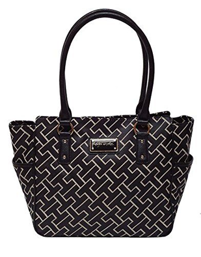 Tommy Hilfiger Handbag, TH Signature Shopper Tote - http://bags.bloggor.org/tommy-hilfiger-handbag-th-signature-shopper-tote/