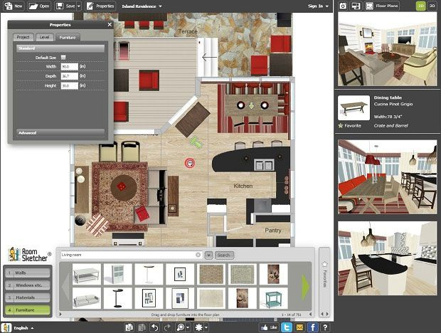 Four ways to better interior design installations for Plan 3d mac
