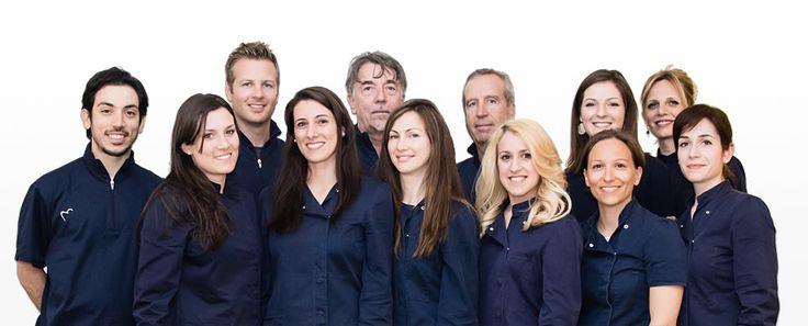 Il nostro #studio si avvale di persone diverse, ciascuna con specifiche competenze.   #Dentist #Padova #Teeth #Team #Health