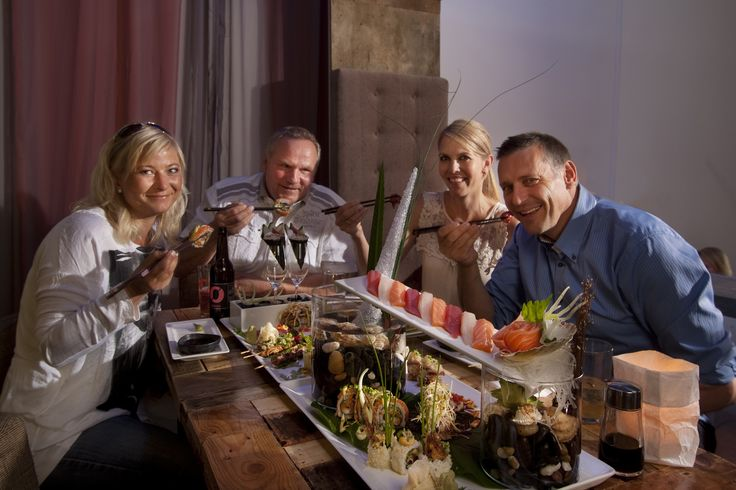 Try sushi at Food Asylum in Kristiansand, Norway. The best ever.   Photo: Peder Austrud©Visit Southern Norway
