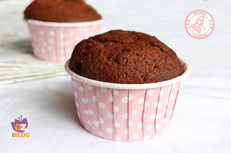 I muffin alla nutella sono una ricetta facile veloce e golosissima da preparare per merenda o colazione per tutta la famiglia.
