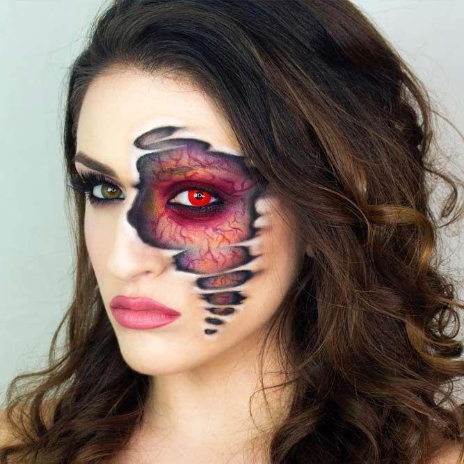 1733 best Halloween Makeup :) images on Pinterest ...
