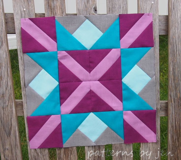 381 best images about Paper Piece on Pinterest Iris folding pattern, Free pattern and Quilt