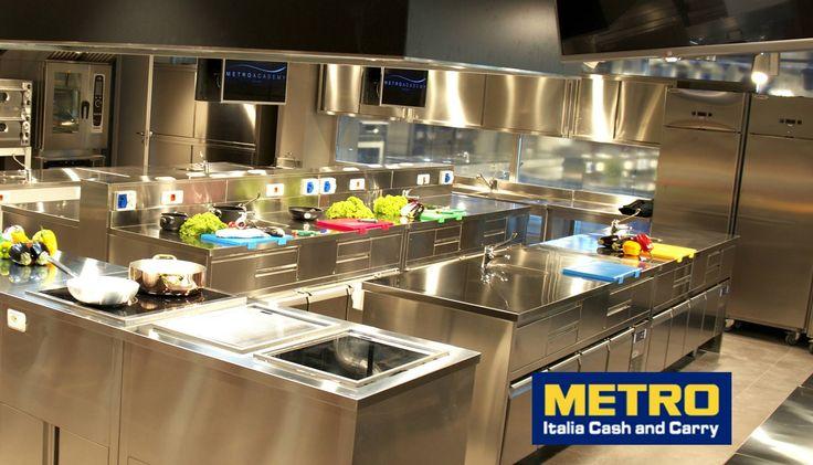 Ti piace cucinare e sei sempre alla ricerca di nuove idee? Segui i 7 chef di Top Dinner by Metro Cash & Carry: vi insegneranno ricette favolose!
