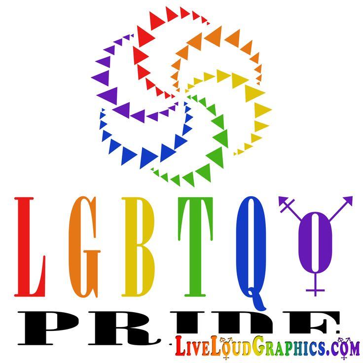 LGBTQ Pride Spiral