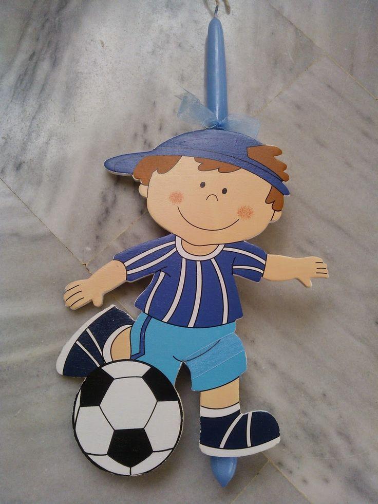 OTINANAI: Λαμπάδα ποδοσφαίρου !!!