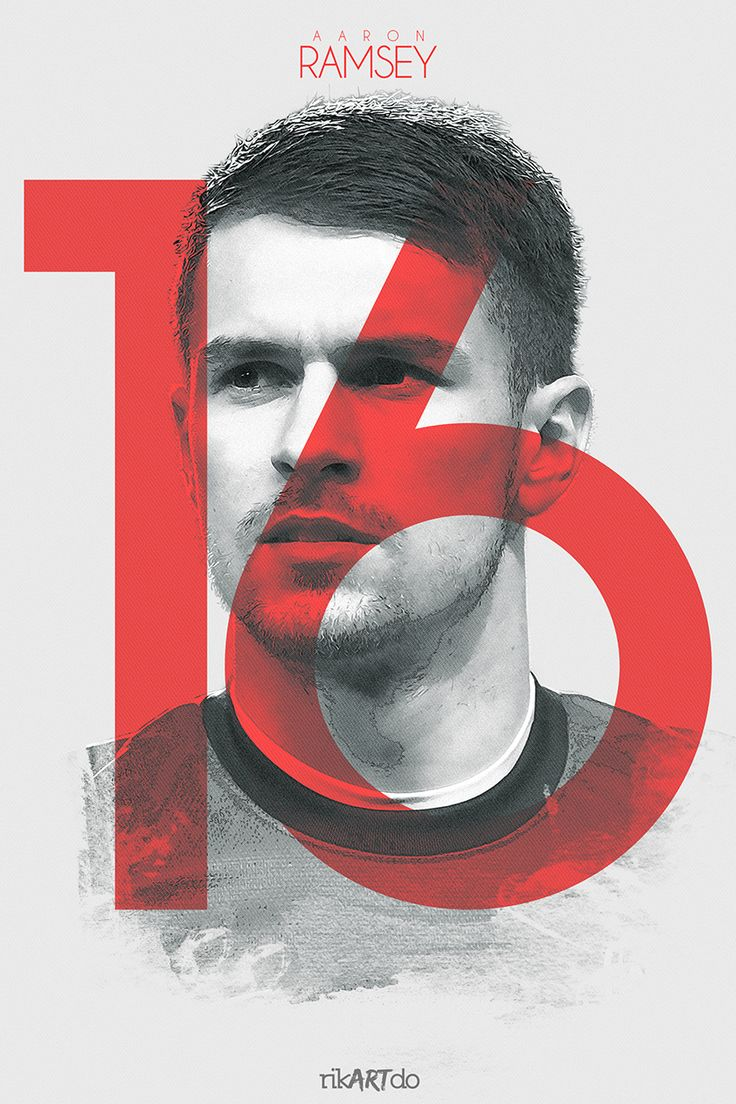 """16"" Poster | typography / graphic design: rikARTdo |"