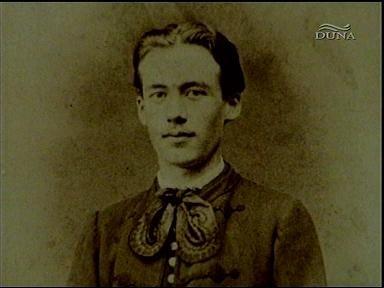 Szinyei Merse Pál, festőművész (fiatalkori kép)
