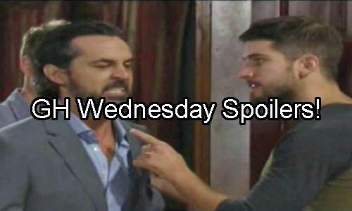 New General Hospital (GH) spoilers for the Wednesday, September 21 episode…
