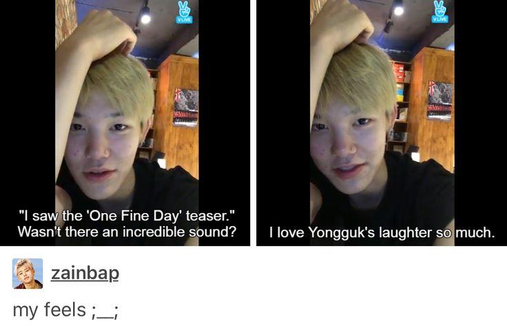 Aaaaaaand now I'm crying ㅠ.ㅠ | B.A.P Zelo Yongguk ♡♡♡